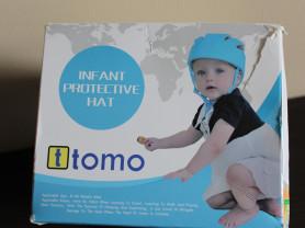 Защитный шлем регулируемый для малышей фирмы: Tomo