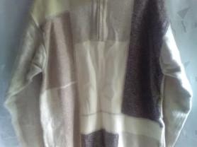 Новый обьемный мягкий теплый и уютный свитер, из м