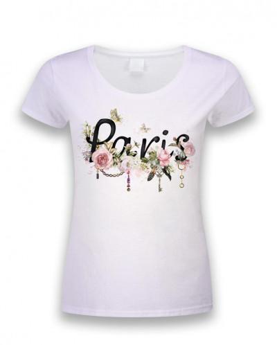 Футболка женская Paris