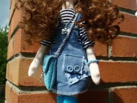 Интерьерные и игровые куклы, в наличии и под заказ