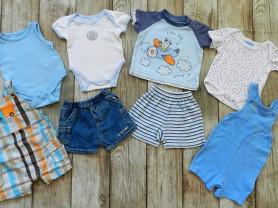 Пакет одежды на малыша 0-3