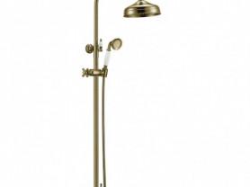 Стойка с верхним душем (25 см) Boheme Medici