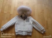 Новая куртка Geox 4г