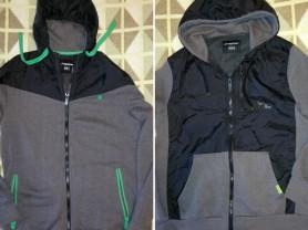 Спортивные куртки - ветровки - толстовки р. 48 обе