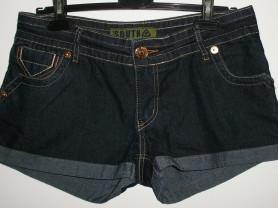 Шорты джинсовые стрейч South Moments р.42 (48-52)