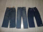 Новые и мало б/у джинсы,есть на флисе Америка 4-6