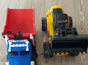 Тракторы, ELC, полицейская машина