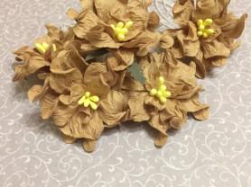 цветы из бумаги. Скрапбукинг