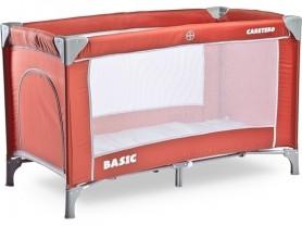 Детский манеж-кровать Caretero Basic