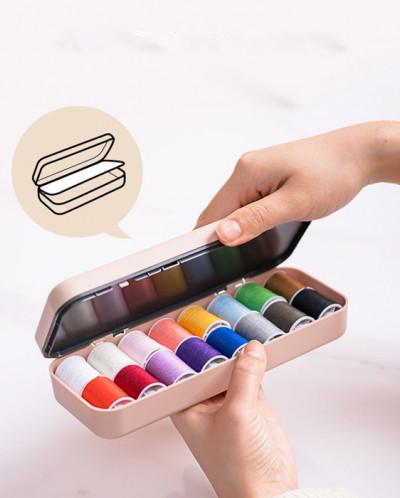 Швейный набор в коробке с резинкой