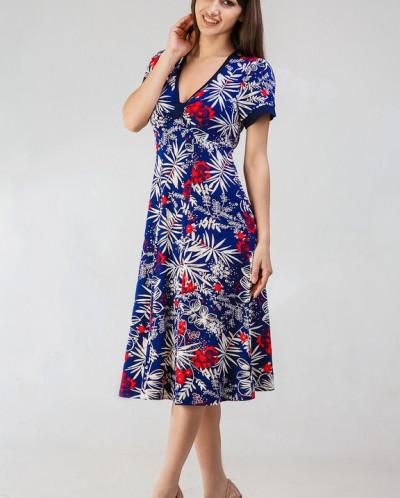 Платье, вискоза