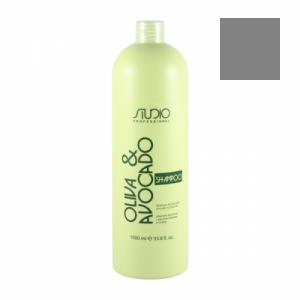 Kapous olive and avocado шампунь увлажняющий для волос 1000м