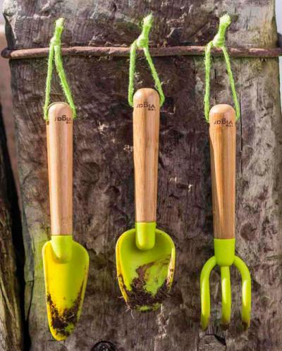 мини садовый инвентарь набор из 3 предметов