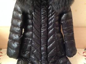 Пуховик(пуховое пальто) женский Snowimage