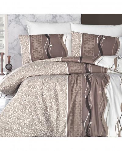 First Choice R-06 Luisa ekru семейное постельное белье Ranfo