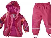 Непромокаемый костюм для девочек Lupilu