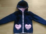 Плюшевая курточка H&M, р.98/104