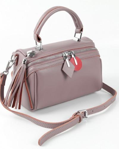 Женская кожаная сумка  1833 Колокасия
