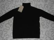 Новый свитер с отворотом Zara, 104-110 см