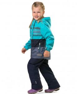 Костюм демисезонный  для  девочки (куртка +брюки) Nano