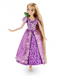 Rapunzel Classic Doll with Pascal Figure - 12''