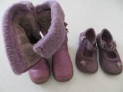 сапоги и туфли