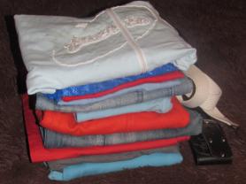 Пакет одежды (11 штук)