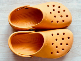 Crocs размер с10/11