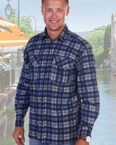 Рубашка мужская длин.рукав