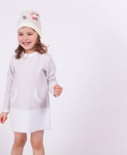 """MIRACLE"" Платье для девочки ZBB 39014-V"