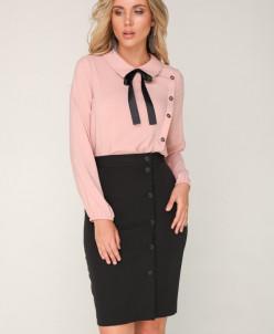 Блуза 213 пудра