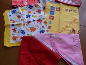 Косынки-платочки на лето