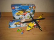 LEGO Вертолёт скорой помощи City Great Vehicles (6