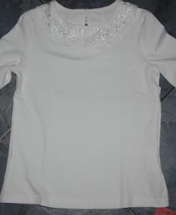Трикотажная блузка Б*лисса