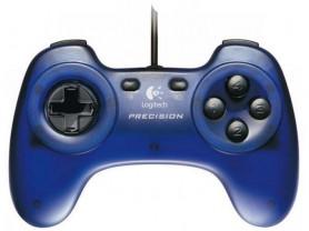 Джойстик Logitech Precision Gamepad