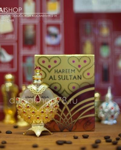 Концентрированные масляные духи Hareem Al Sultan Gold
