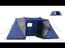 Новая 4 местная палатка.