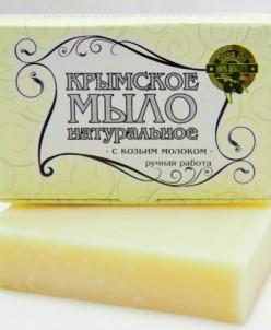Крымское мыло 50 гр С Козьим Молоком