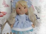 Текстильная кукла 30 см