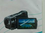 Защитная плёнка Parity на видеокамеру новая аксессуары
