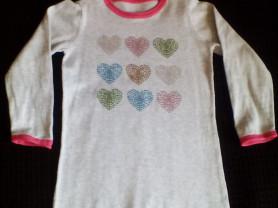 Вязаное платье хлопок 3-98 Mothercare