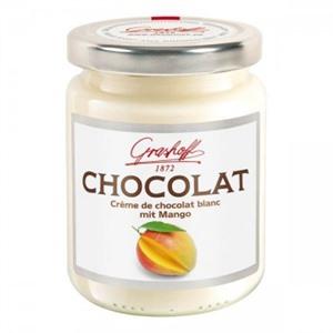 Белый шоколадный крем с манго, 250 гр