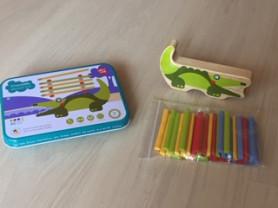 Развивающие игрушки-балансир