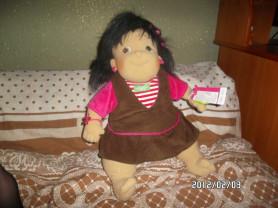 Кукла рубенс барн Мария.