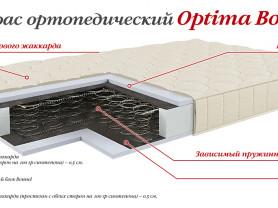 Ортопедический матрас Optima Bonnel 90/190см
