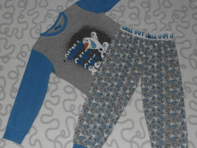 Пижама Disney, 110-116 см