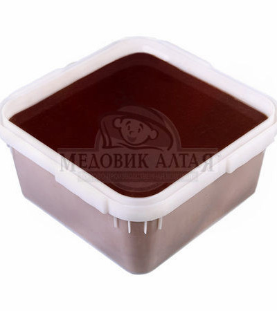Алтайский Мёд с прополисом 1,5 кг