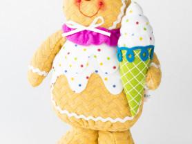 Kawaii Factory Мягкая игрушка Пряничный мальчик