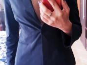 Стильный пиджак 42 - 44 размер
