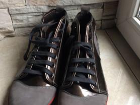 ботинки кожа,новые